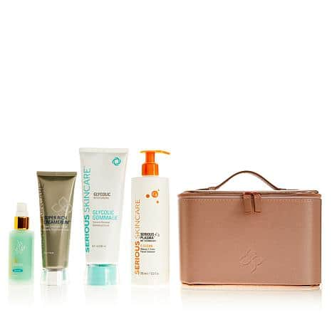 Serious Skincare Year's Best Beauty Bag  $79.95 + fs