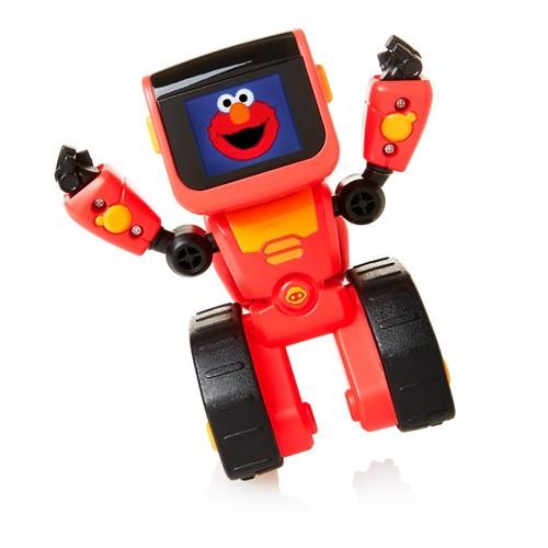 WowWee Elmoji Junior Coding Robot Toy, Red $27.72 + fs