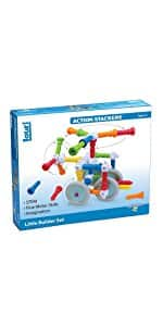 Lauri Action-Stackers - Little Builder Set $4.53