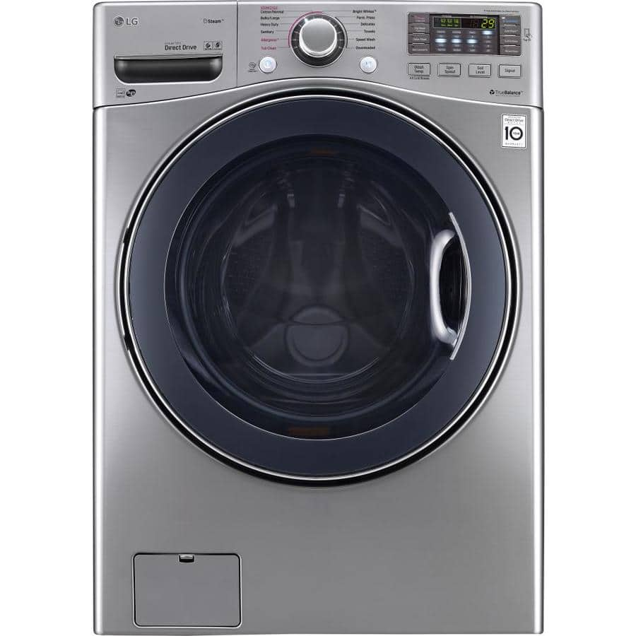 LG TurboWash 4.5 Cu. Ft. 12-Cycle Front-Loading Washer w/ Steam WM3770HVA for $699 ($629 with 10% off coupon)