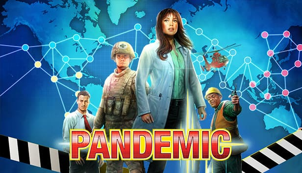Pandemic: The Board Game (PC Digital Download) $3.99
