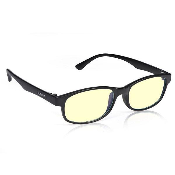 Duduma RT2014 Computer Glasses Readers Reading Video Gaming Glasses of Anti Blue Light Eye Strain and UV Light Coating with Superlight & Flexible Frame $9.99 AC on Amazon