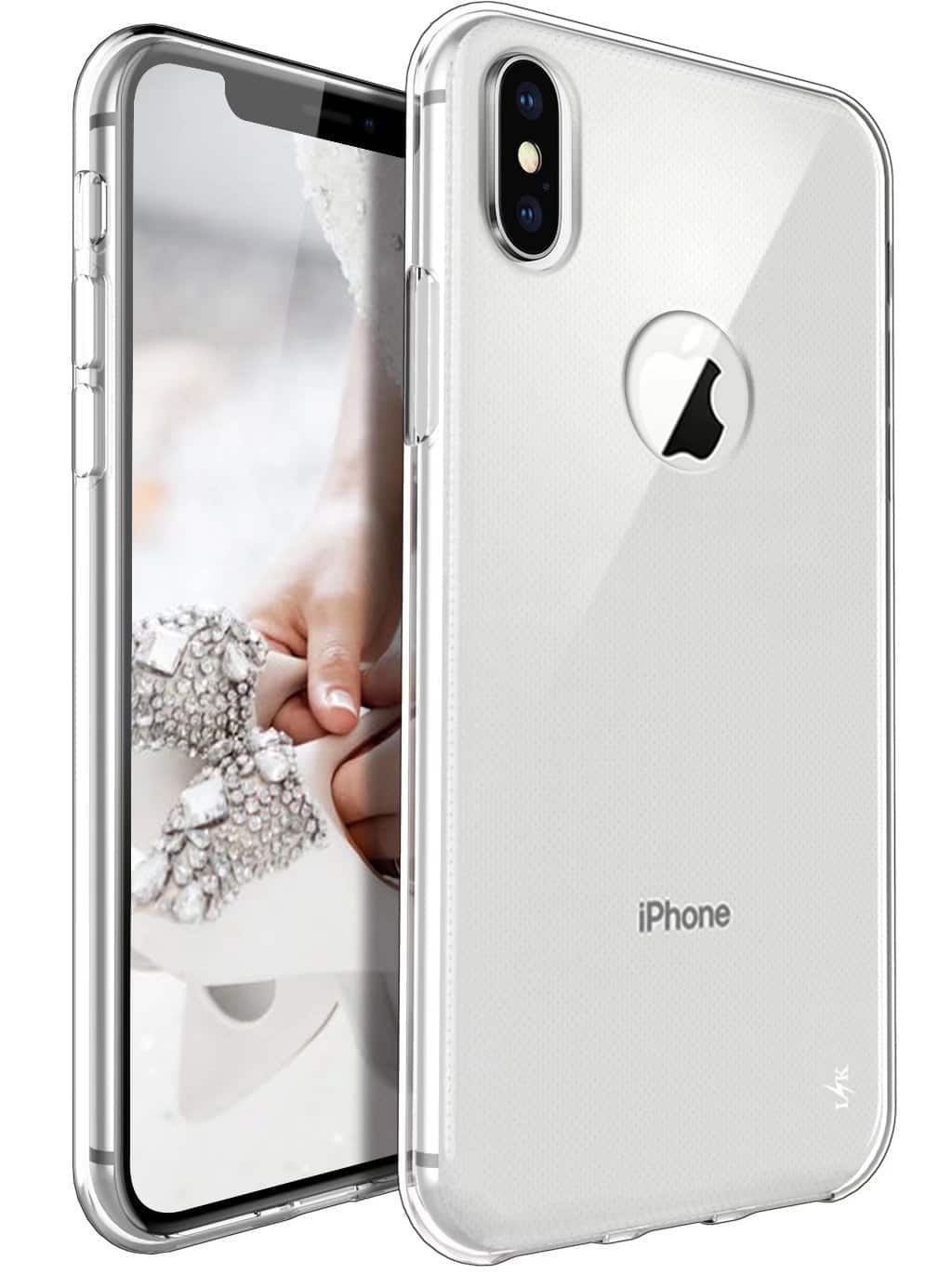 Apple iPhone X Cases and Samsung Galaxy Note 8 Cases, TPU, Hybrid, Wallet Cases From $5-$6.50 AC