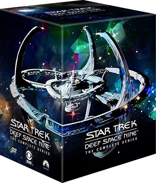 Star Trek Deep Space Nine: Complete Series: DVD ($56.99)