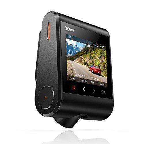 "Anker Roav DashCam 1080P Camera Recorder with Sony Exmor Sensor, 2.4"" LCD Nighthawk Vision $67.99 + free shipping"