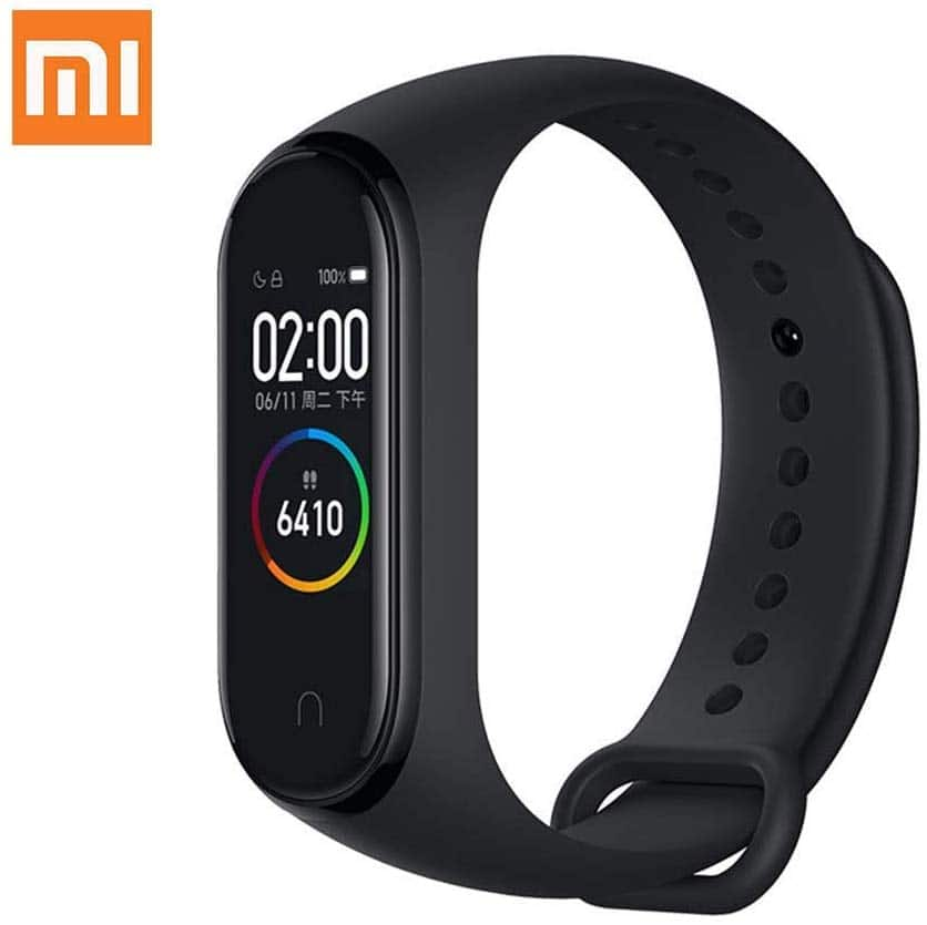 Xiaomi Mi Band 4 fitness tracker band watch - lowest price ever on Amazon $31.4
