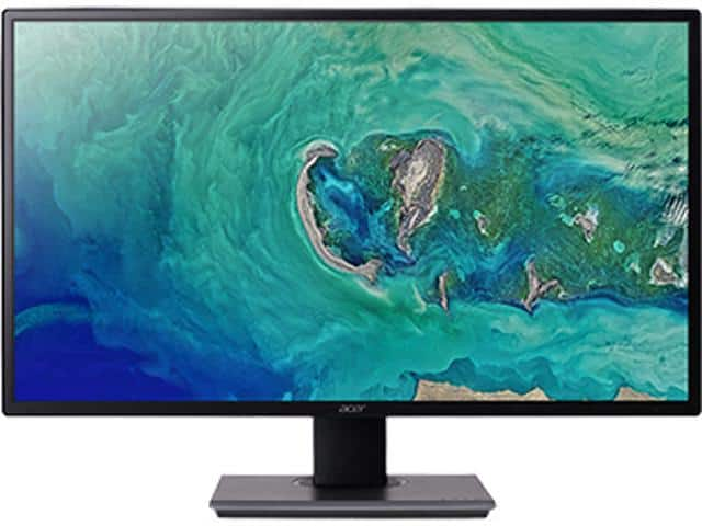 "Newegg - Acer EB275U 27"" WQHD 2560 x 1440 (2K) 5ms GTG 75Hz Monitor $199.99"