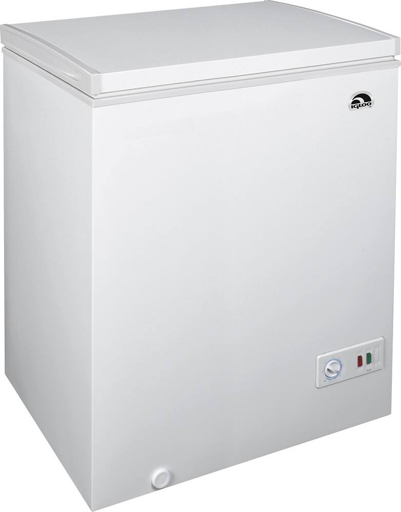 Igloo - 5.1 Cu. Ft. Chest Freezer $109.99 @ Best Buy