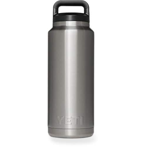 Yeti Rambler Bottles 25% off - in store and online $22.49