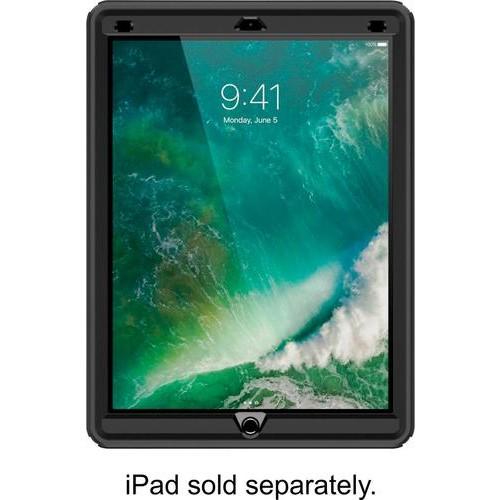"OtterBox - Defender Case for Apple 12.9"" iPad Pro - Black - 2nd Gen - $84.99 FS"
