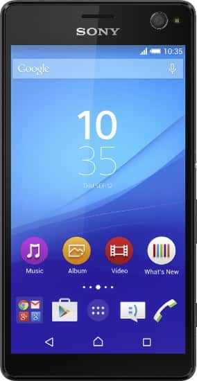 Sony Xperia C4 or Alcatel Idol 3  $149.99+tx at BestBuy