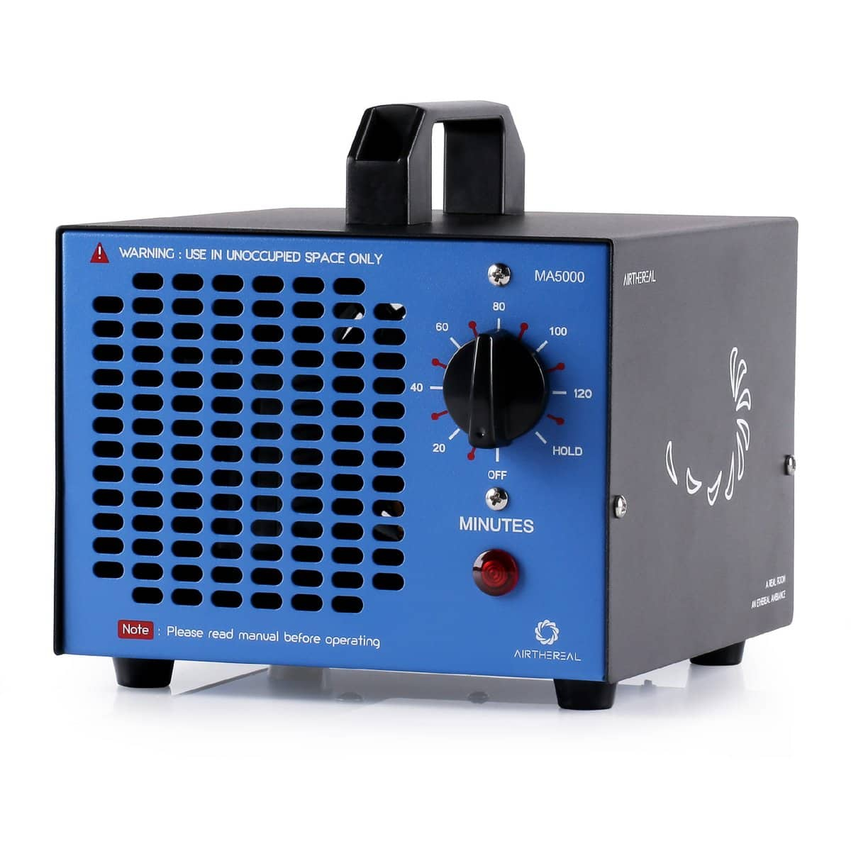 Airthereal MA5000 Commercial Ozone Generator 5000mg/h $57.38 USD free shipping
