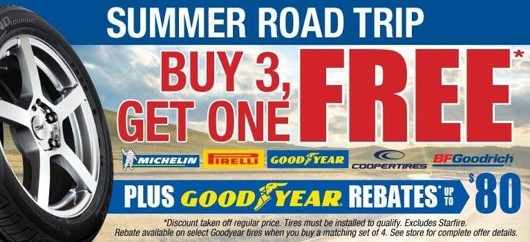 Farm Fleet Buy 3 Get 1 Free Tire Sale Slickdeals Net