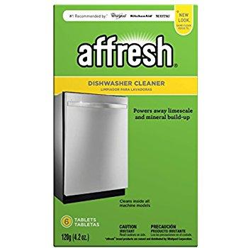 Affresh W10282479 Dishwasher Cleaner, 6 Tablets Amazon S&S $4.83