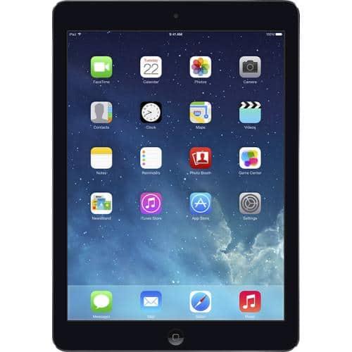 Apple iPad Air 32GB Wi-Fi $329.99 - MicroCenter In Store Only - PM at Staples (YMMV)