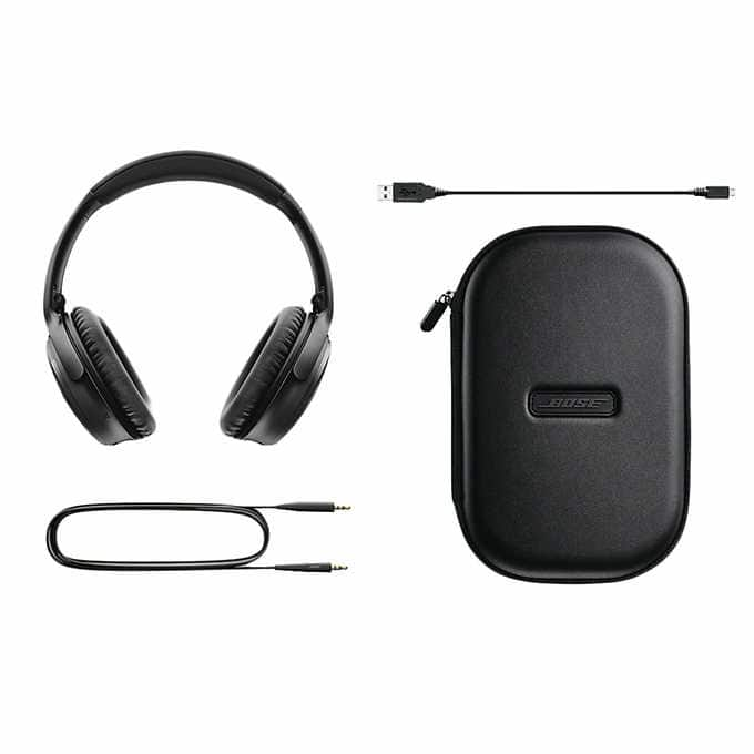 Bose Noise Cancelling Wireless Headphones @ $249.99
