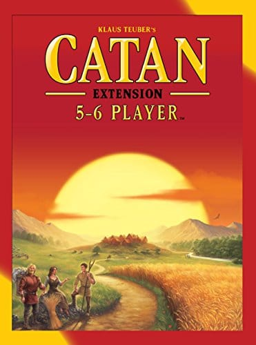 Catan 5-6 Player Extension - 5th Edition - $13.23