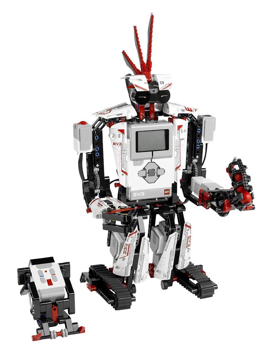 Lego Mindstorms EV3 - $305