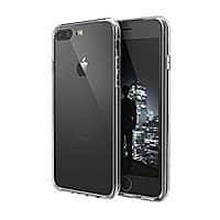 85% Off! iPhone 7 Plus Slim Soft Flexible TPU Silicone Protective Case Cover(1mm Silicone) for $  0.99 After Coupon + FS W/ Prime