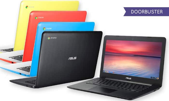Groupon Asus Chromebook 4GB RAM $175 Amzn $179