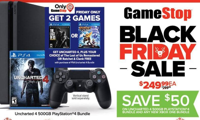 Games For Ps3 Only : Gamestop black friday playstation gb uncharted