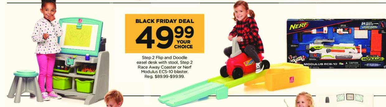 Kohl's Black Friday: Nerf Modulus ECS-10 Blaster for $49.99
