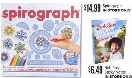 Half Price Books Black Friday: Spirograph for $14.99