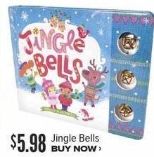 Half Price Books Black Friday: Jingle Bells Book for $5.98