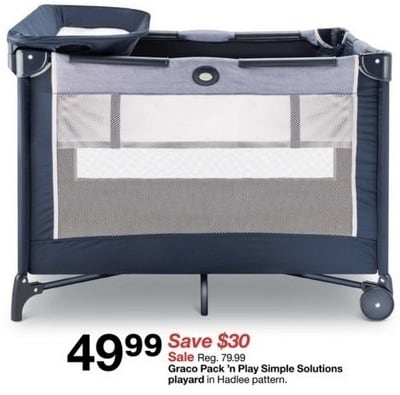 target black friday graco pack n play simple solutions portable