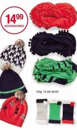 Belk Black Friday: Crown & Ivy Women's Accessories, Select Styles for $14.99