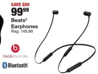 Fred Meyer Black Friday: Beats Bluetooth Earphones for $99.99