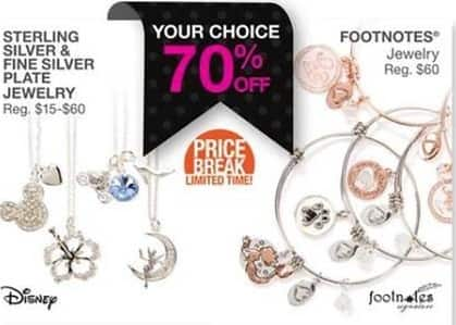Bealls Florida Black Friday: Footnotes Jewelry, Select Styles - 70% Off