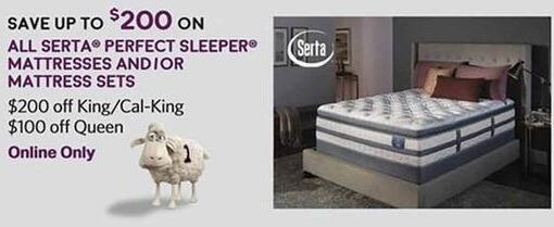 Sam S Club Black Friday All Serta Perfect Sleeper