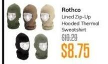 MassGenie Black Friday: Warm Thermal Balaclava with Fleece Lining, Face Mask, Hood for $8.75
