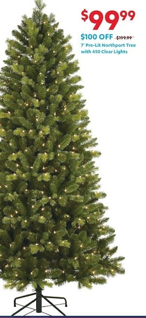 At Home Black Friday: 7ft Pre-Lit Christmas Tree with 450 Clear Lights for.  See Deal - At Home Black Friday: 7ft Pre-Lit Christmas Tree With 450 Clear