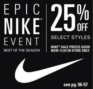 Black Friday Nike Deals