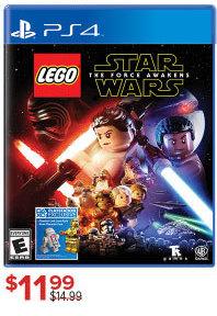 Force Ps4 Star Wars Black Gamestop The FridayLego Awakens A4jRL35
