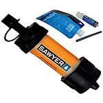Sawyer Products Mini Water Filter System $16.13 at Amazon