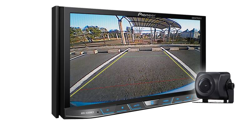 "Pioneer AVH-4201NEX 7""Multi-media Receiver with ND-BC8 Rear-View Camera for $509-$25-$100 rebate + no tax + FS via ABT Electronics (YMMV)"