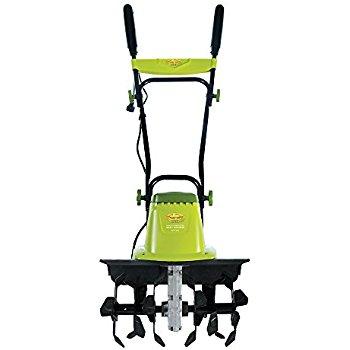 Sun Joe TJ603E 16-Inch 12-Amp Electric Tiller and Cultivator - $79.99 Prime member exclusive