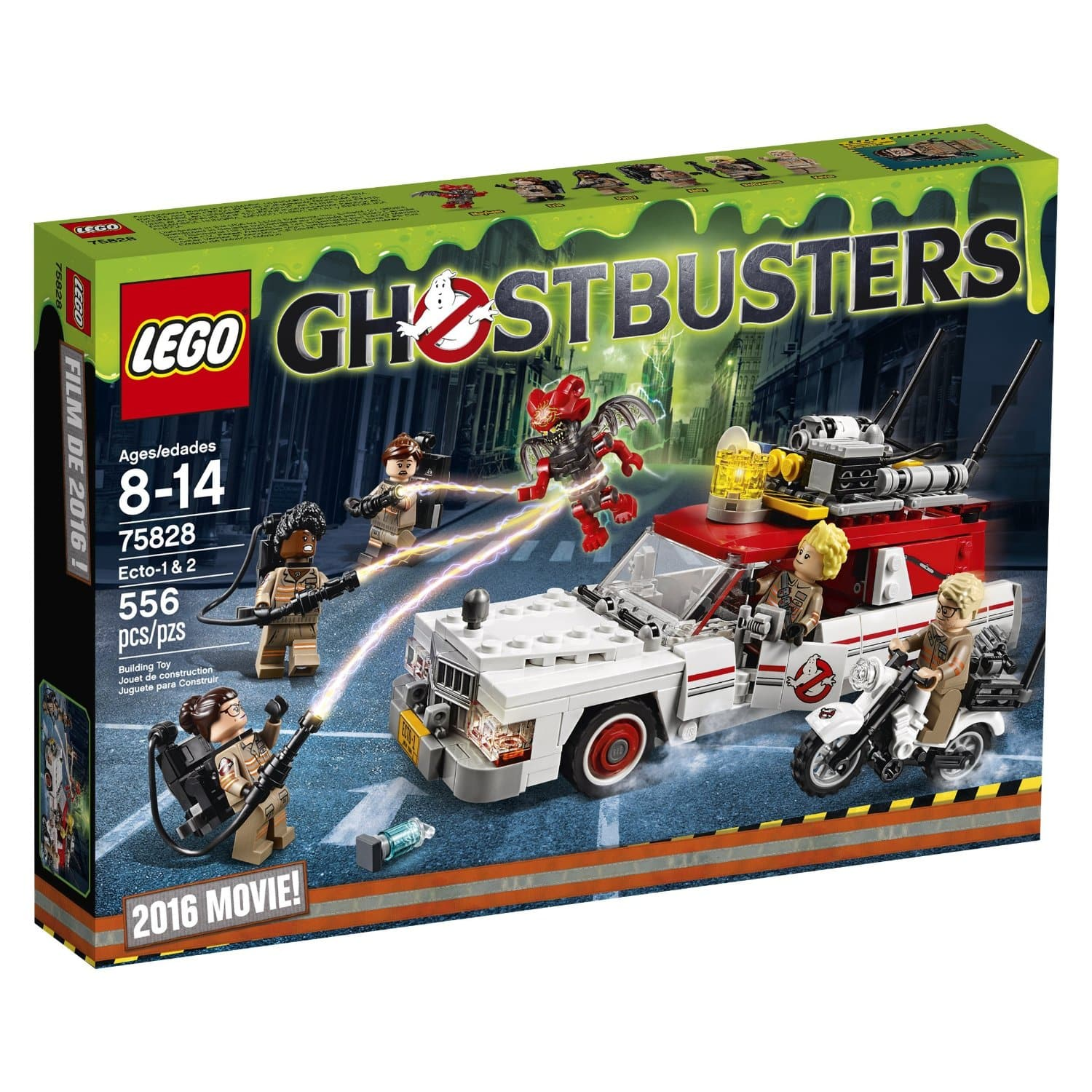Lego Ghostbusters Ecto-1 & 2 for $51 (15% off) Amazon