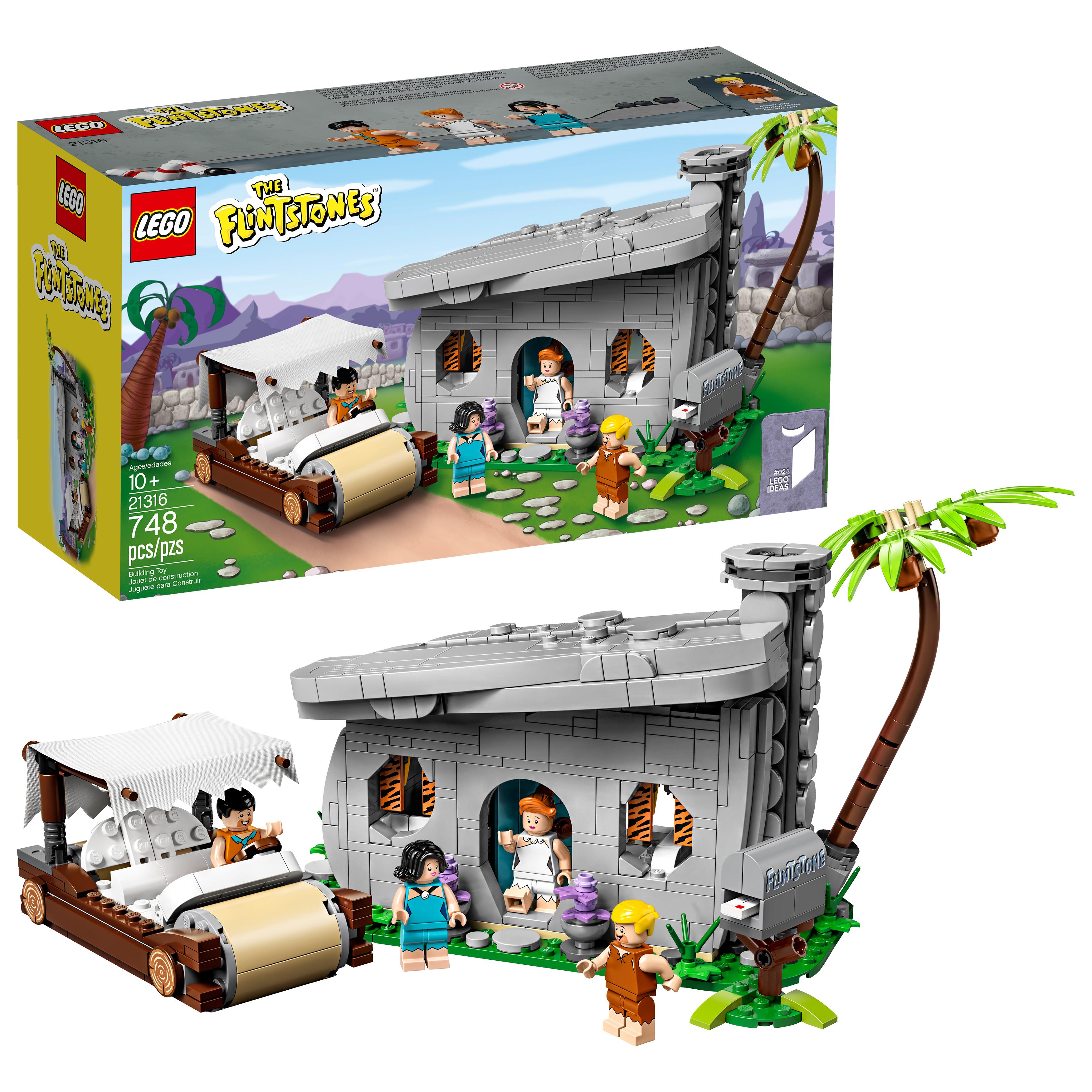 LEGO Ideas The Flintstones 21316 - $49.99 at Walmart