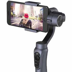 Zhiyun Smooth-Q 3-Axis Handheld Gimbal Stabilizer for Smartphone $89 or less @ Frys