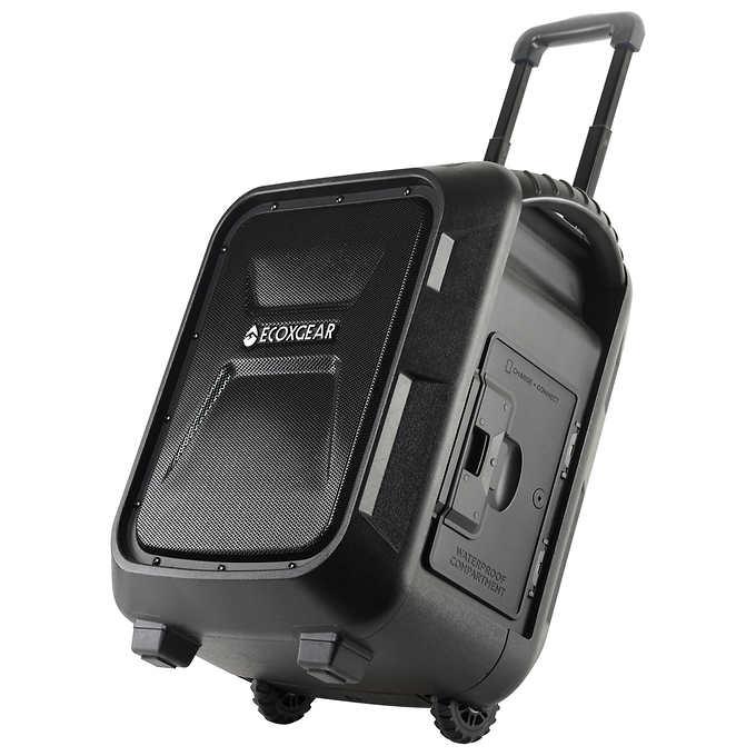 ECOXGEAR EcoBoulder Waterproof Bluetooth Speaker - FREE Shipping - $149.99
