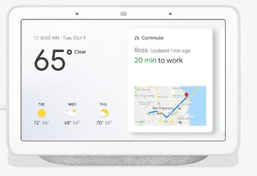 Google Nest Hub $58.22