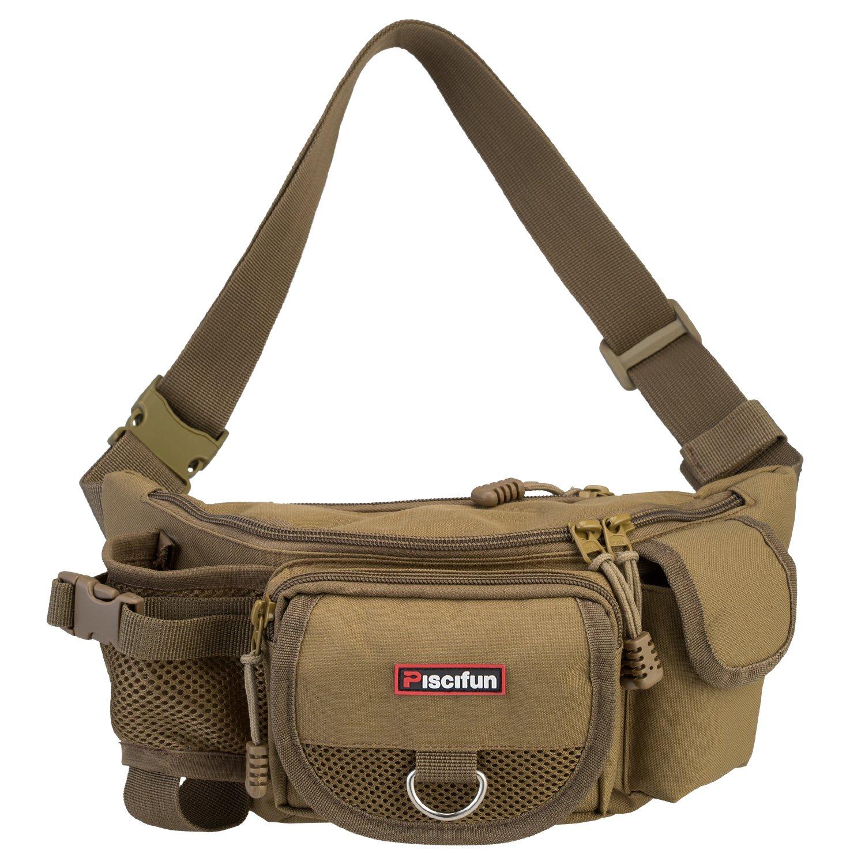 Piscifun Multiple Waist Fishing  Bag $9.59