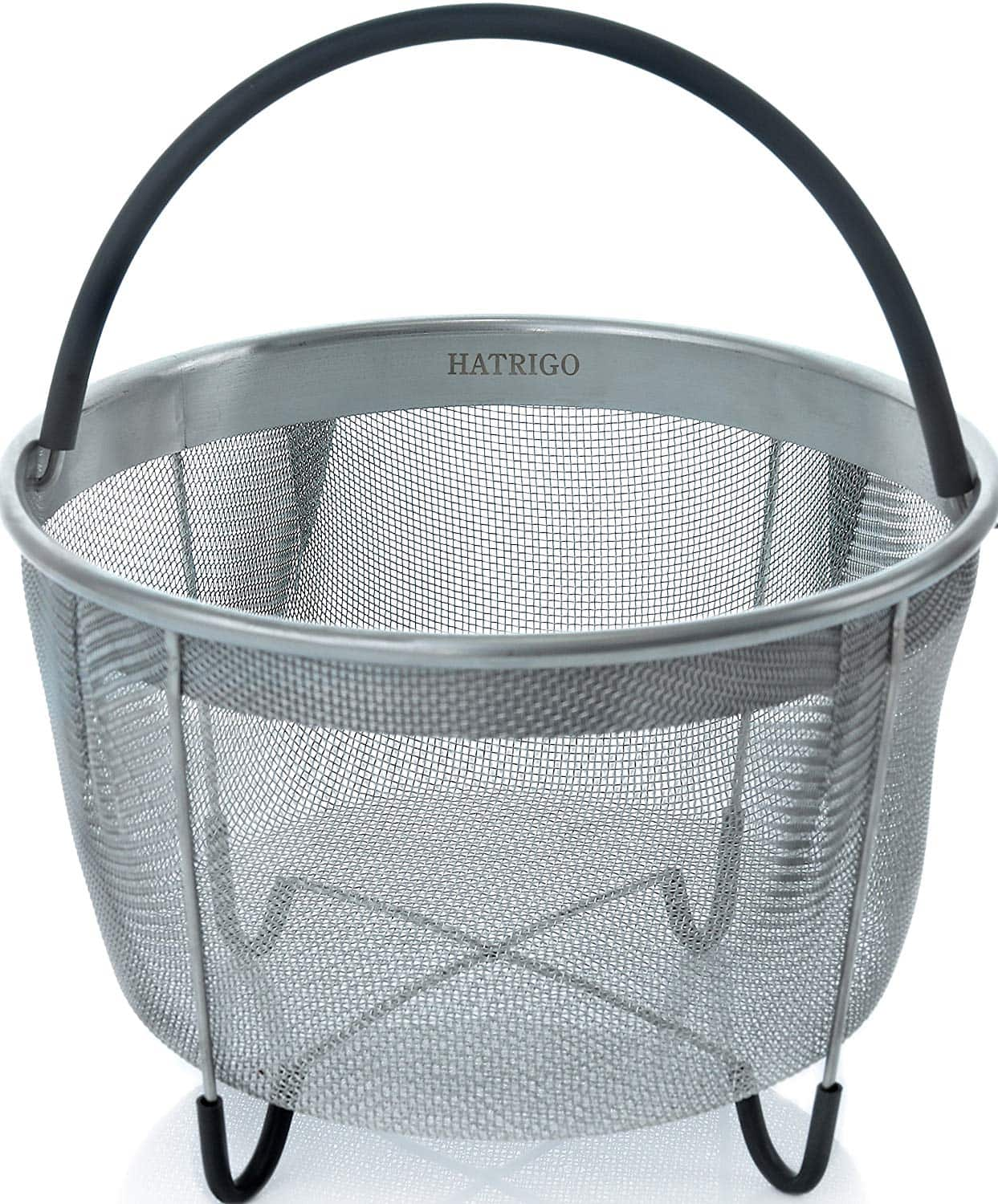 Hatrigo Steamer Basket for Instant Pot Accessories  3qt 6qt 8qt From$14.97