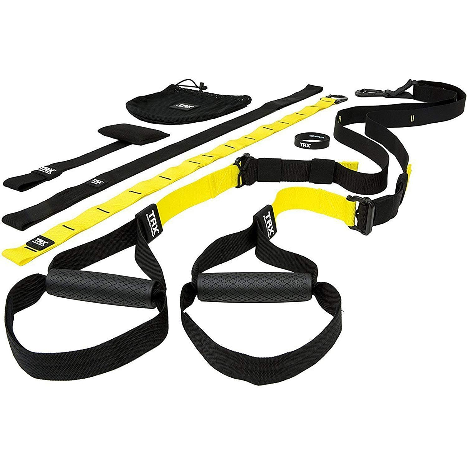 TRX PRO3 Suspension Trainer System Design & Durability| Includes Three Anchor Solutions, 8 Video Workouts & 8-Week Workout Program $118.95