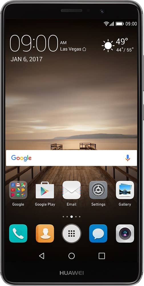 Huawei Mate 9 64GB 4G LTE $399 + FREE SHIPPING or get $10 savings with ISPU