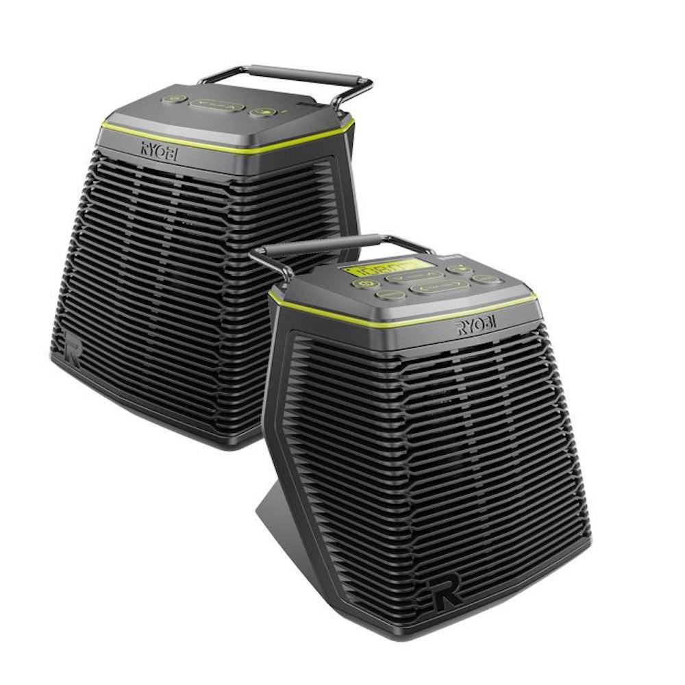Ryobi Score wireless Speaker set buy the two get one free $199